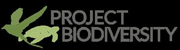 Project Biodiversity Logo